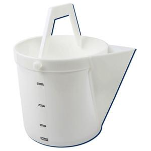 Heavy Duty 4 gallon HDPE, Bucket