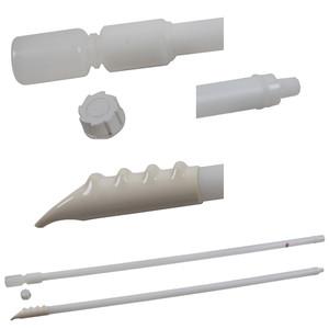 Liquid Sampler, HDPE, 100mL, 8Ft Length