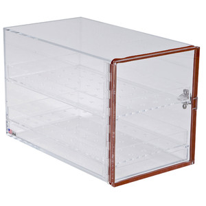 "Large Desiccator Cabinet, 16"" x 9"" x 10-1/2"""