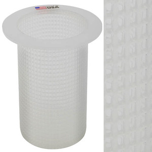 Mini Dipping Basket, Autoclavable Polypropylene, 7""