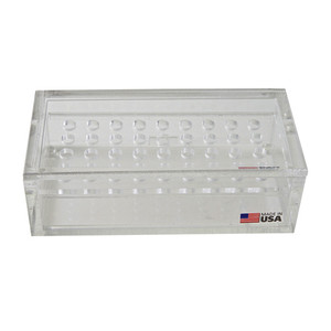 Radiation Protection Beta Sample Box, 36-Place for 1.5mL Microtubes