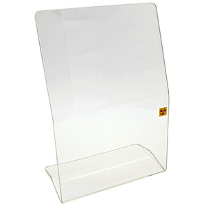 "Dual Angle Beta Blocking Shield, 18"" x 12"" x 6"""