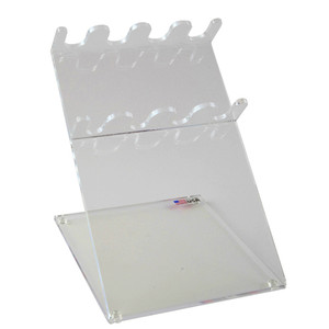 4 Place Acrylic Pipettor Stand