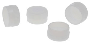 Push-On Stoppers for PS Auto analyzers Sample Cups, 13mm, LDPE, case/1000