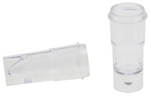 4mL Polystyrene Disposable Sample Cups, case/1000