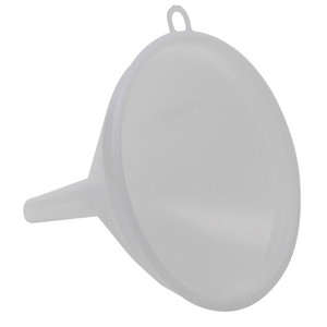 Lab Funnels, HDPE, 100 mm, case/24