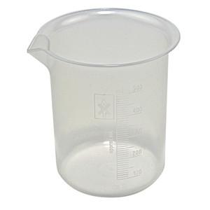 Griffin Beakers, Polypropylene, 500mL, case/36