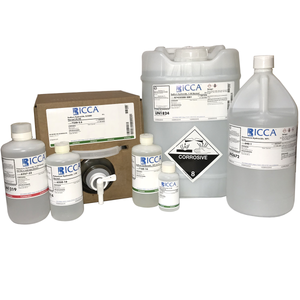 Sodium Hydroxide, 20% (w/w), 20 Liter Ropak container