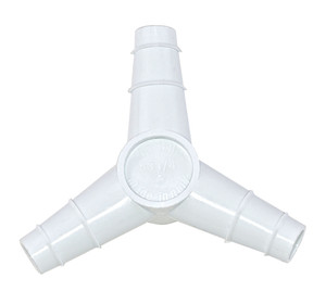 12-14mm Equal Y-Connector, pack/100