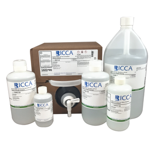 Acetate Buffer, Plating Formula, 4 Liter