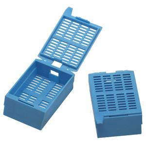 Tissue Embedding Cassette, Large, Blue, case/100