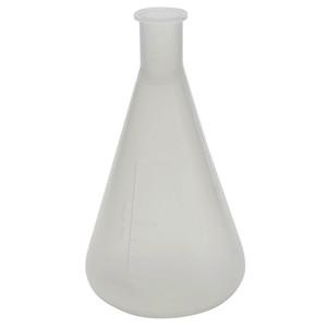500mL Erlenmeyer Flask, Polypropylene, case/4