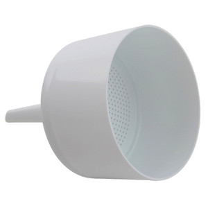 Buchner Funnel, Polypropylene, 160mm, 2100mL, case/4