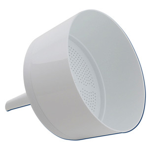Buchner Funnel, Polypropylene, 240mm, 6000mL, pack/2