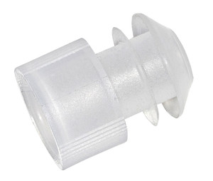 LDPE Stoppers For 15, 16 or 17mm Test Tubes, case/1000