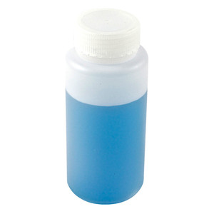 Wide Mouth Lab Bottles, HDPE, 32oz, case/24