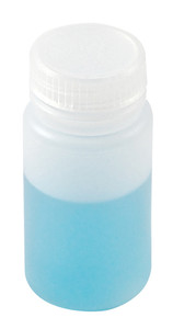 Wide Mouth Lab Bottles, HDPE, 2oz, Bulk, case/720
