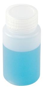 Wide Mouth Lab Bottles, HDPE, 4oz, Bulk, case/350