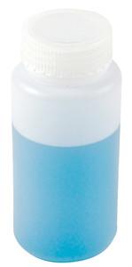 Wide Mouth Lab Bottles, HDPE, 16oz, Bulk, case/100