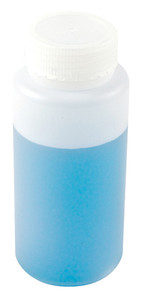 Wide Mouth Lab Bottles, HDPE, 32oz, bulk packaged, case/55