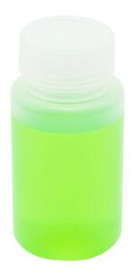 Wide Mouth Lab Bottles, Polypropylene, 4oz, case/72
