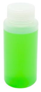 Wide Mouth Lab Bottles, Polypropylene, 32oz, bulk packaged, case/55