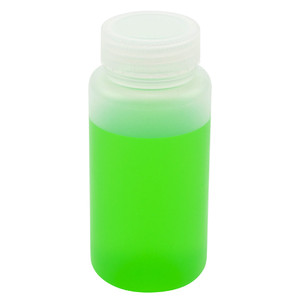Wide Mouth Lab Bottles, PP, 64 oz, bulk packaged, case/28