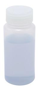 Lab Bottles, LDPE, Wide Mouth 8oz, case/72