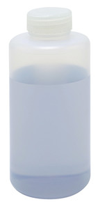 Lab Bottles, LDPE, Wide Mouth 32oz, case/24