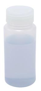 Lab Bottles, LDPE, Wide Mouth 8oz, bulk, case/180