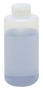 Lab Bottles, LDPE, Wide Mouth 32oz, bulk packaged, case/55