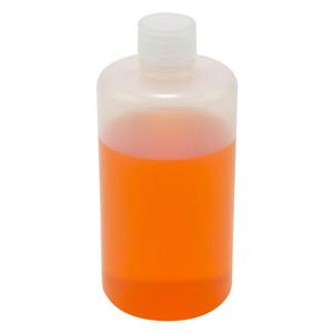 Lab Bottles, Narrow Mouth LDPE, 16oz, case/48