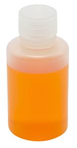 Lab Bottles, LDPE, Narrow Mouth, 4oz, Bulk, case/350
