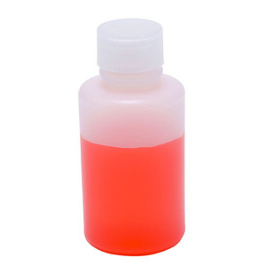 Lab Bottles, HDPE, Narrow Mouth, 4oz, case/72