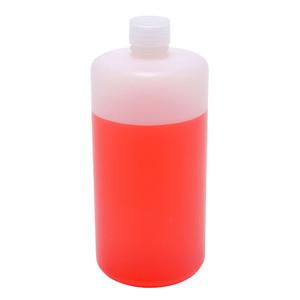 Lab Bottles, HDPE, Narrow Mouth, 32oz, case/24