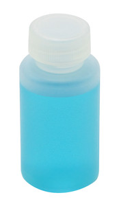 Lab Bottles, Narrow Mouth, Polypropylene, 1oz, case/72
