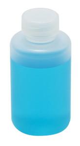 Lab Bottles, Narrow Mouth, Polypropylene, 2oz, case/72