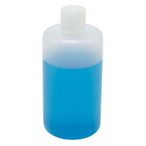 Lab Bottles, Narrow Mouth, Polypropylene, 16oz, case/48