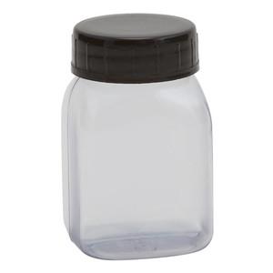 Wide Mouth Bottles, PVC, 50mL, case/72