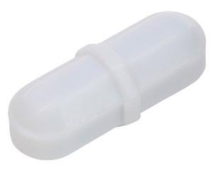 "Octagonal Stir Bars, PTFE, 1/2 x 1-1/2"", pack/12"
