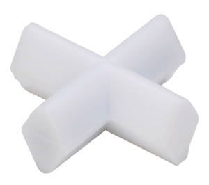 "Star Bar Stirring Head, ""X"" Shape, PTFE, 3/4"", pack/12"