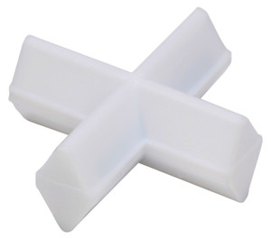 "Star Bar Stirring Head, ""X"" Shape, PTFE, 1-1/4"", pack/12"