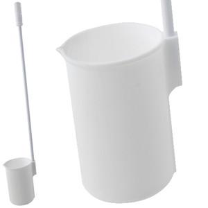 Dipper or Ladle, Inert PTFE, 1000mL