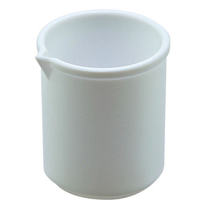 Beaker with Spout, PTFE, 100mL
