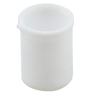 Beaker with Spout, PTFE, 1mL