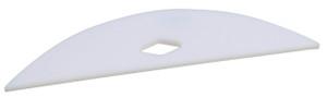PTFE Shaft Stirrer, Plain Blade, 125mm