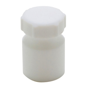 Heavy Wall PTFE Bottle, Wide Mouth, 5mL