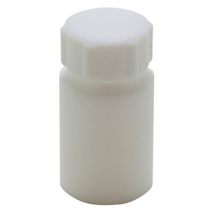 Heavy Wall PTFE Bottle, Wide Mouth, 10mL