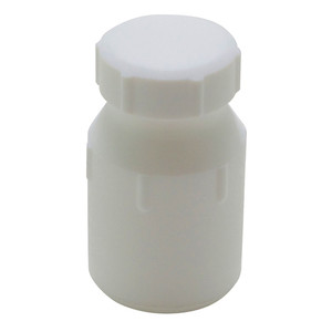 Heavy Wall PTFE Bottle, Wide Mouth, 50mL