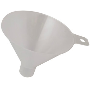 PP Powder Funnels, 100mm, case/30